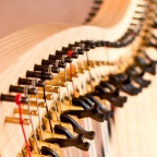 Moladh, a harp story
