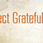 Being More Grateful in 2014